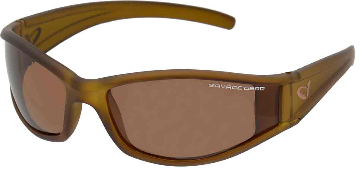 Savage Gear- SLIM SHADES Amber (Sun And Clouds)