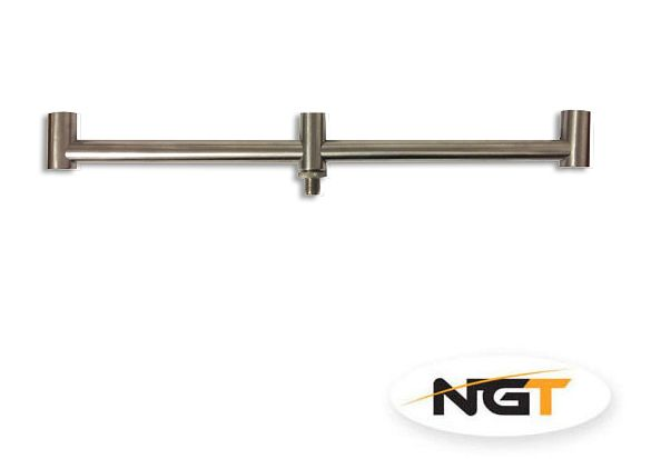 NGT- Hrazda Buzz Bar Stainless Steel - 3 Rod