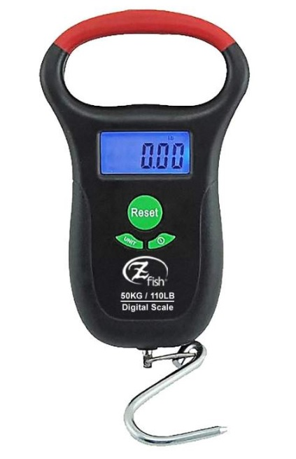 ZFISH- Váha Hand Digital Scale 50kg