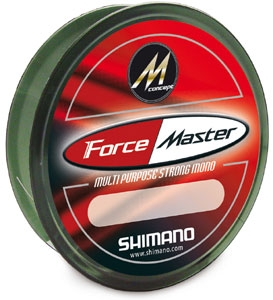 Shimano Forcemaster line 150m