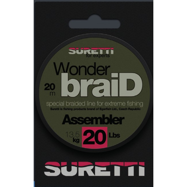 WonderbraiD Excel 20m