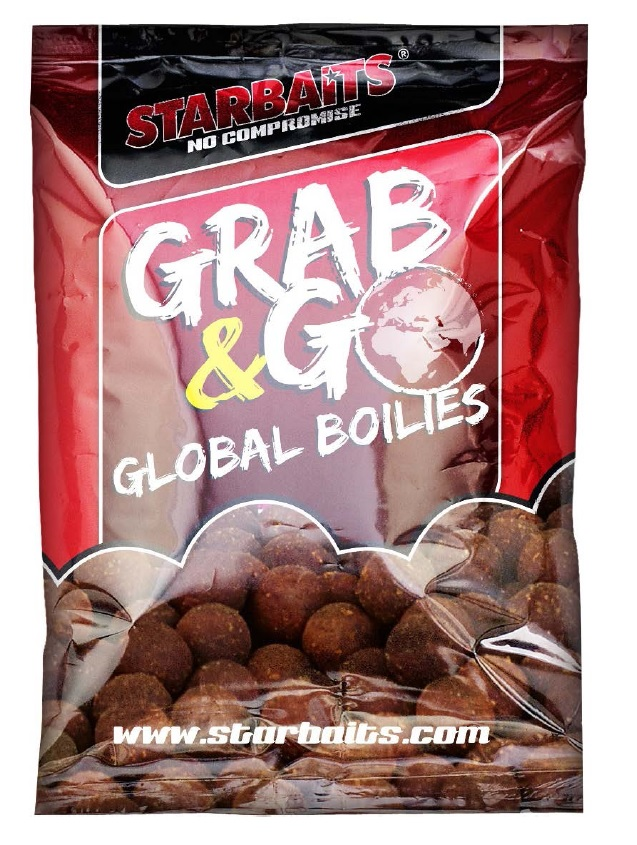 Global boilies Banana 20mm 10kg