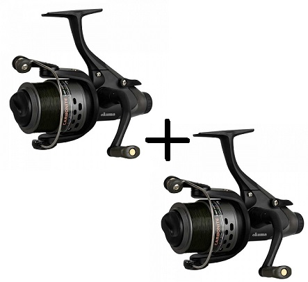Okuma Carbonite XP Baitfeeder CBF-140a 1+1