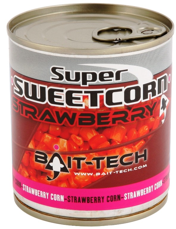 Kukuřice Super Sweetcorn Strawberry 300g