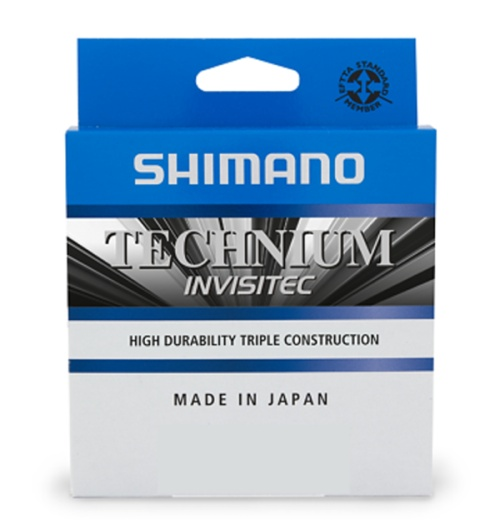 SHIMANO TECHNIUM INVISITEC 300 M/0,18 MM