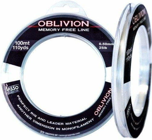 Asso Oblivion Shock Leader 0,45mm/100m