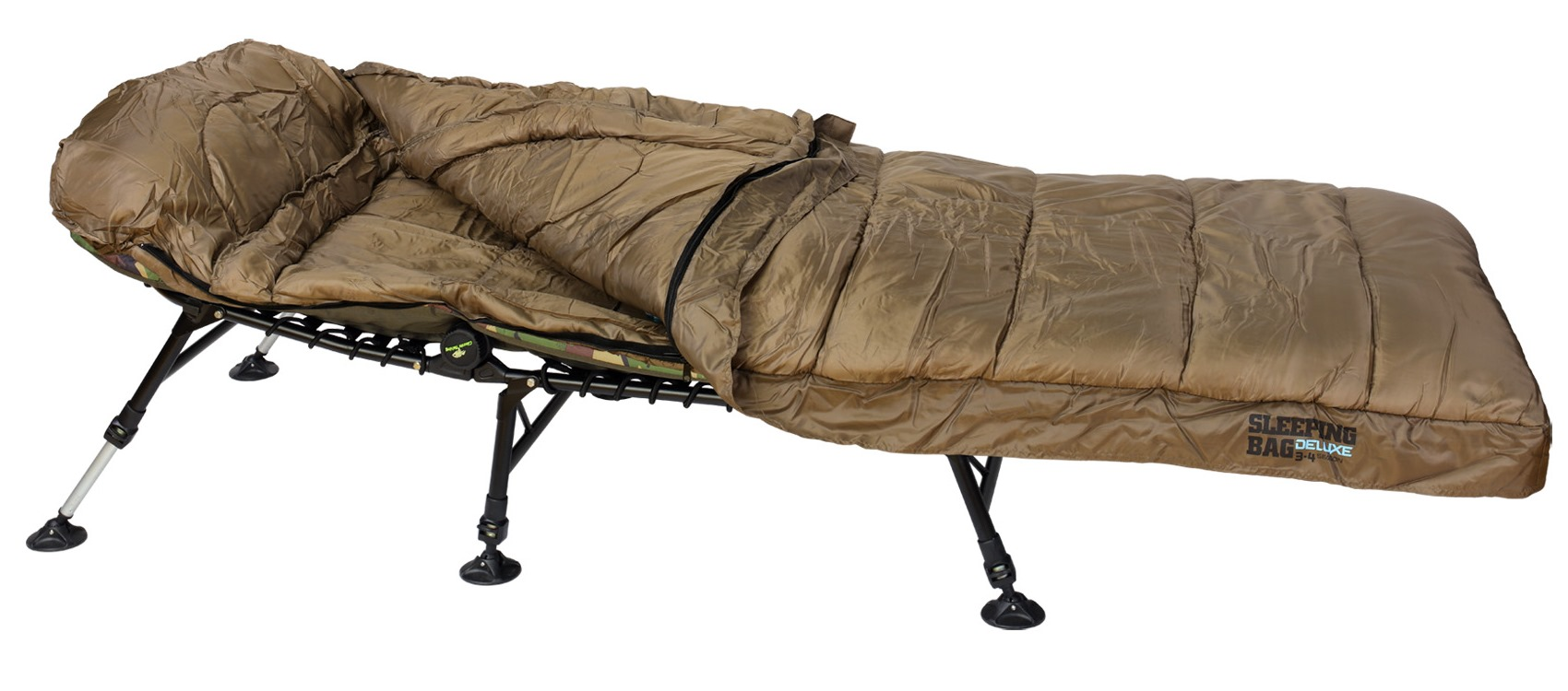 GIANTS FISHING- Spací pytel Deluxe 3-4 Season Sleeping Bag