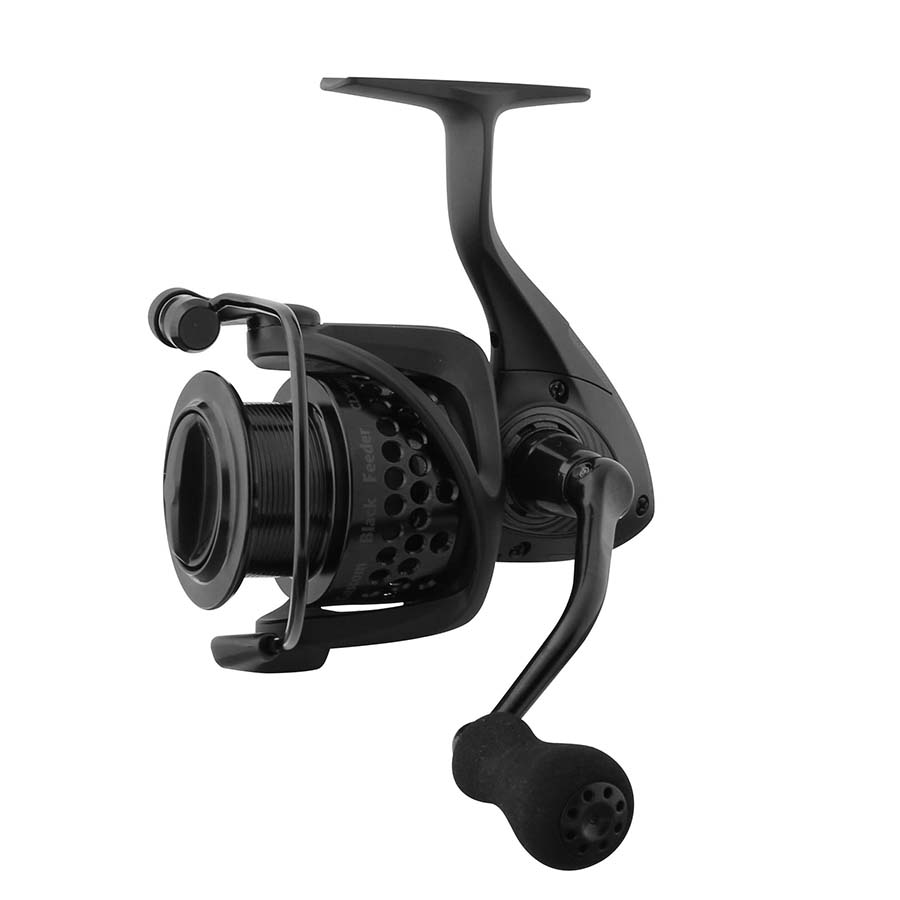 OKUMA- CUSTOM BLACK FEEDER 40FD