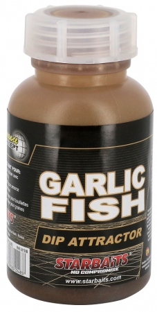 STARBAITS- Garlic Fish dip 200ml