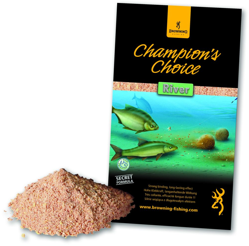 BROWNING- krmení Champions Choice River 1kg