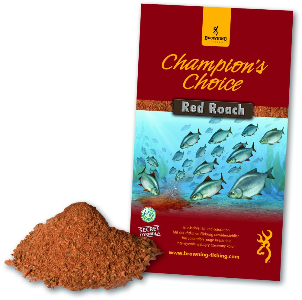 BROWNING- krmení Champions Choice Red Roach 1kg