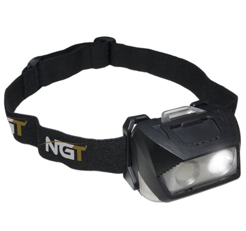 NGT- Čelovka Dynamic Cree Headlight