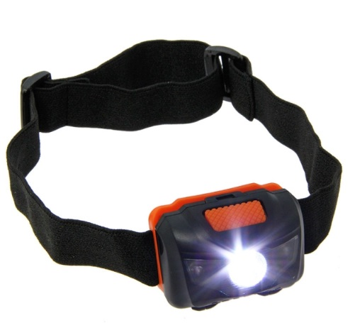 NGT- Čelovka LED Headlight Cree 01