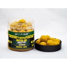 JET FISH- Boosterované boilie Natur line- Kukuřice 250ml/20mm