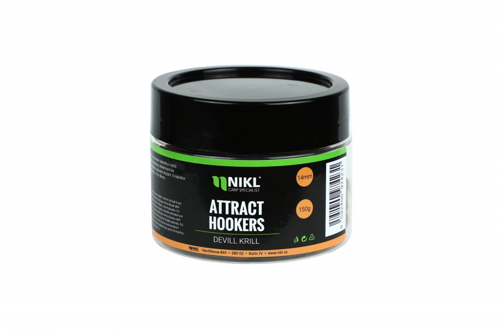 K.NIKL- Attract Hookers 14 mm/150g