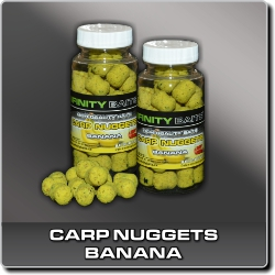 INFINITY BAITS- Carp nuggets (dumbbells) 11mm/100g