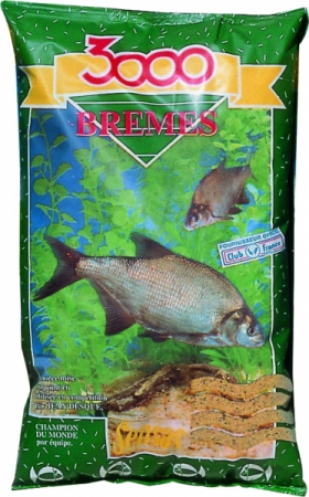 SENSAS- 3000 Super Feeder Riviere 1kg