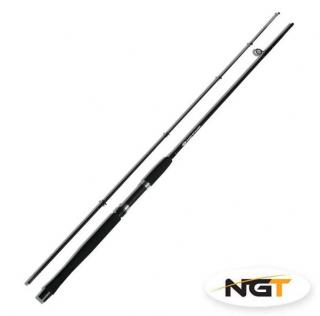 NGT Prut Carp Stalker 8ft/2pc - Black
